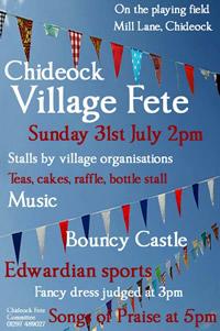 Chideock Village Fete