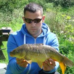 Mirror carp from Highway Farm