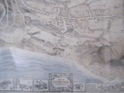 Chideock Map