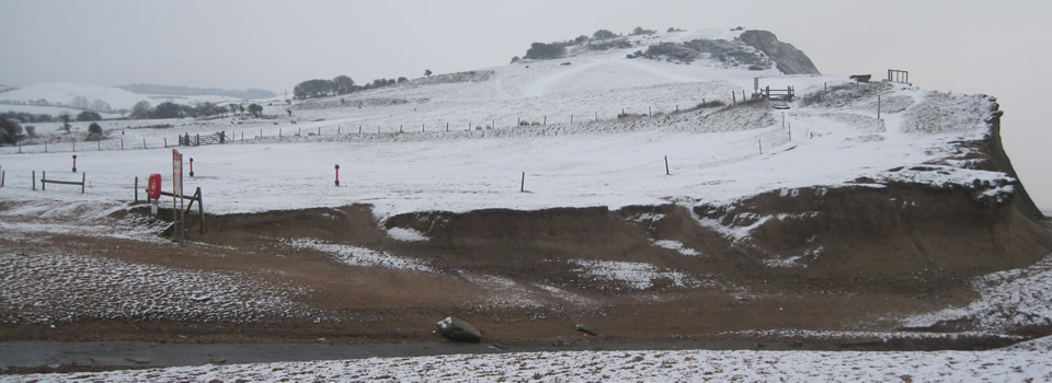 More snow at Seatown 2009