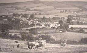 Chideock circa 1927 - courtesy of OPC Dorset Website