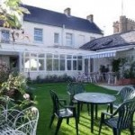 B&B, self catering and tea room with gorgeous cakes