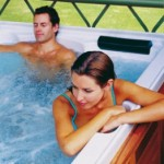 Massage, hydrotherapy spa and sauna facilities