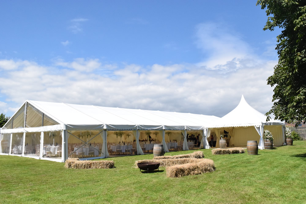 Taddle Farm Tents Chideock And Seatown