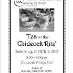 Weldmar Tea at the Chideock Ritz