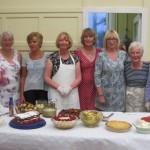 The Weldmar Trust Fundraising 'Team of Cooks' September 2014