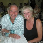 Enjoying 'Buzztet' Weldmar Trust Fundraiser - September 2014