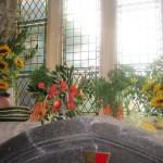 Harvest Festival at St.Giles Church 2014