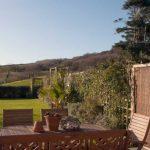 Yew Tree House garden