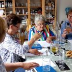 Handcream workshop at Mapperton