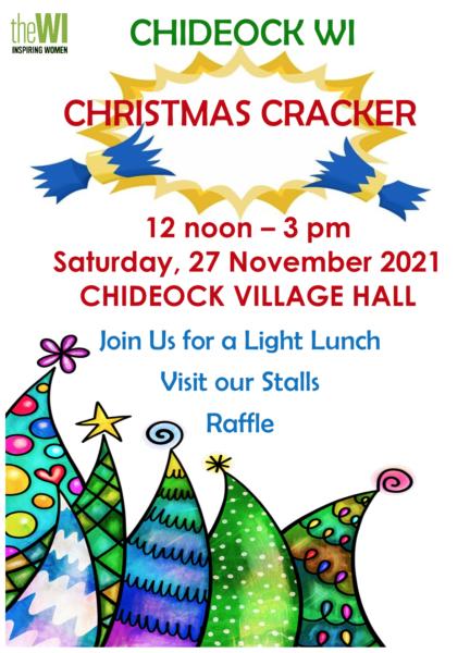 WI Christmas Cracker